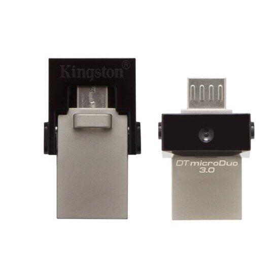 Kingston Micro Duo USB 3.0 Flash Drive OTG 32GB