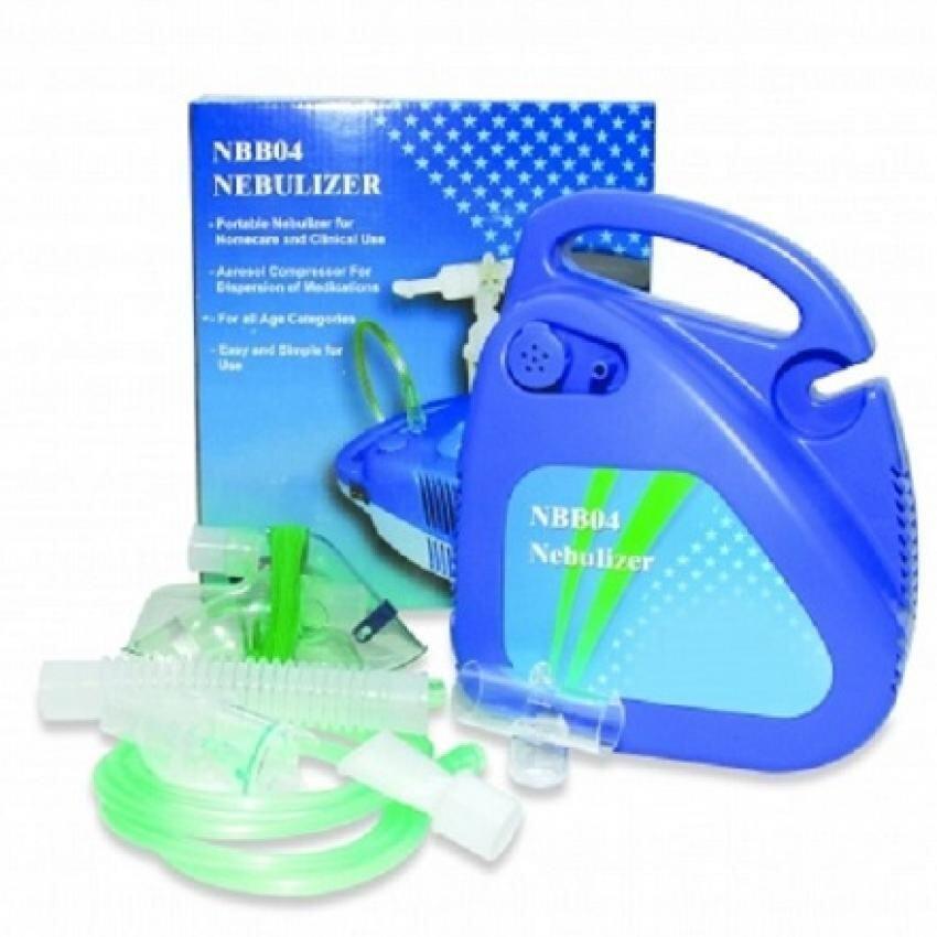 Lifeline Mini Blue Compressor Nebulizer NBB04