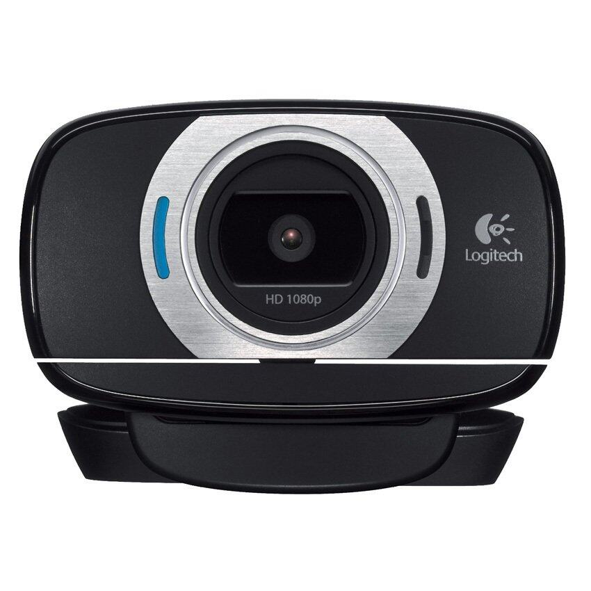 Logitech HD Webcam C615 (Black)