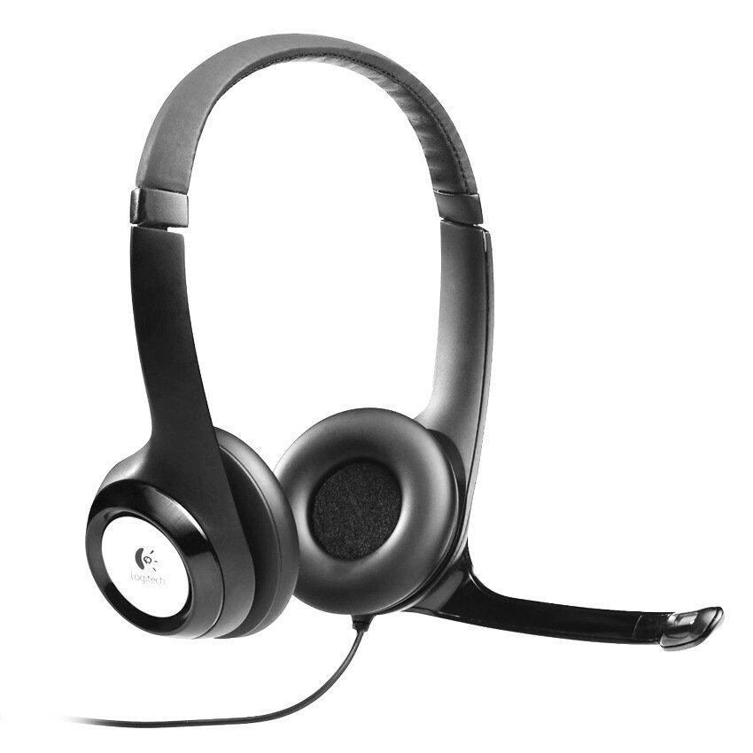 Logitech USB Headset H390 (Black)
