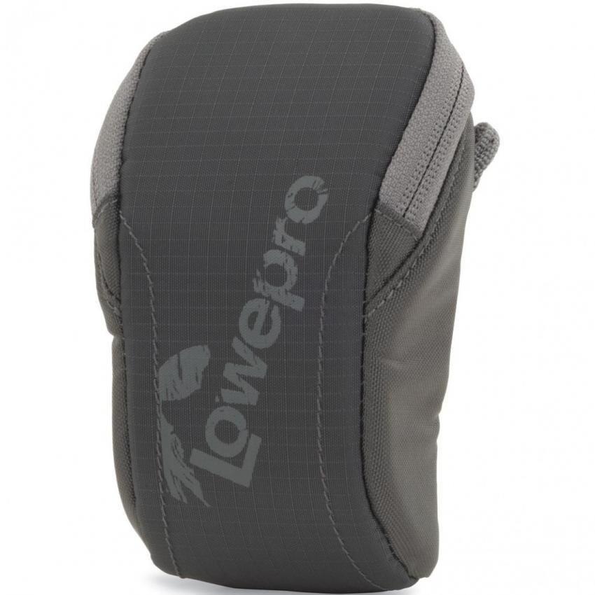 Lowepro Dashpoint 10 Camera Bag Case Pouch (Slate Grey)