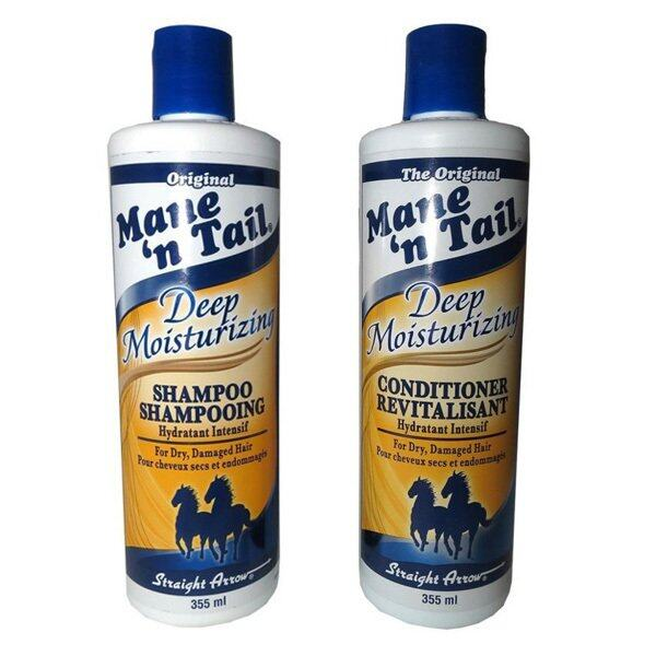 Mane 'n Tail Deep Moisturizing Shampoo & Conditioner 355ml Set