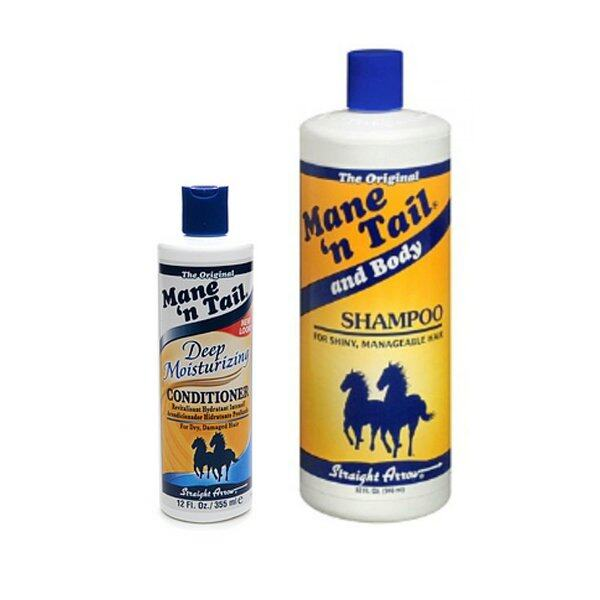 Mane n Tail  Original Shampoo 946ml & deep moisturizing conditioner 355ml set