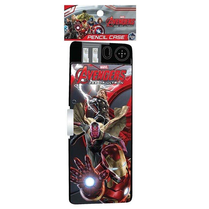 Marvel Avengers Age Of Ultron Magnetic Pencil Case