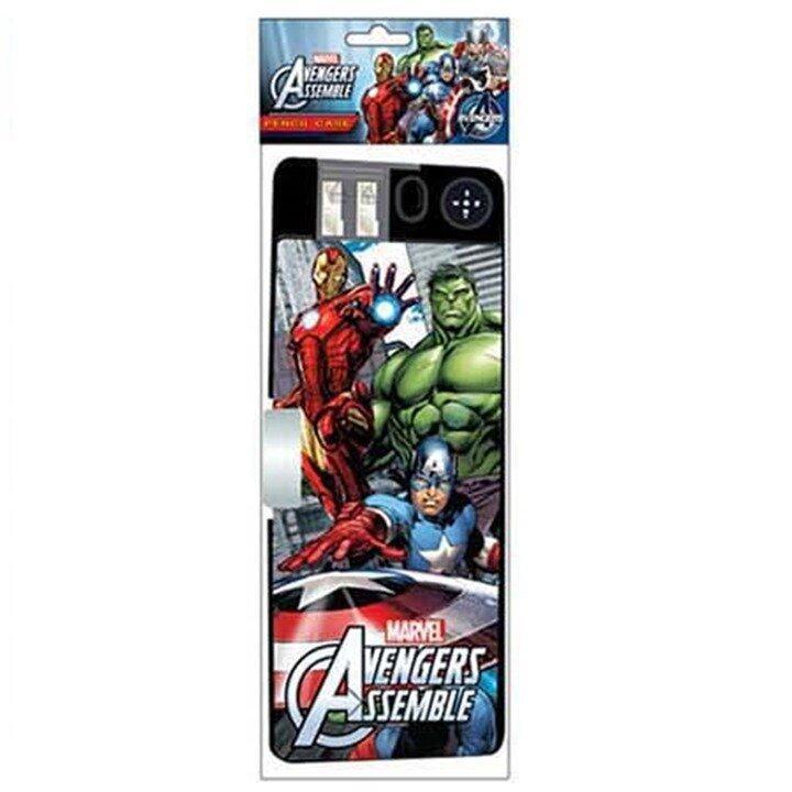 Marvel Avengers Assemble Magnetic Pencil Case