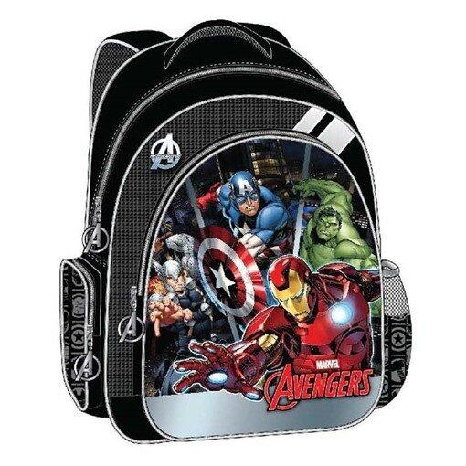 Marvel Avengers Backpack 16 - Black Colour""