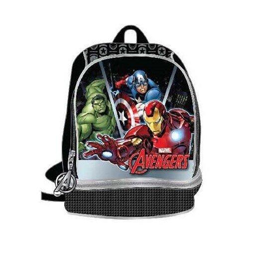 Marvel Avengers Lunch Bag - Black Colour