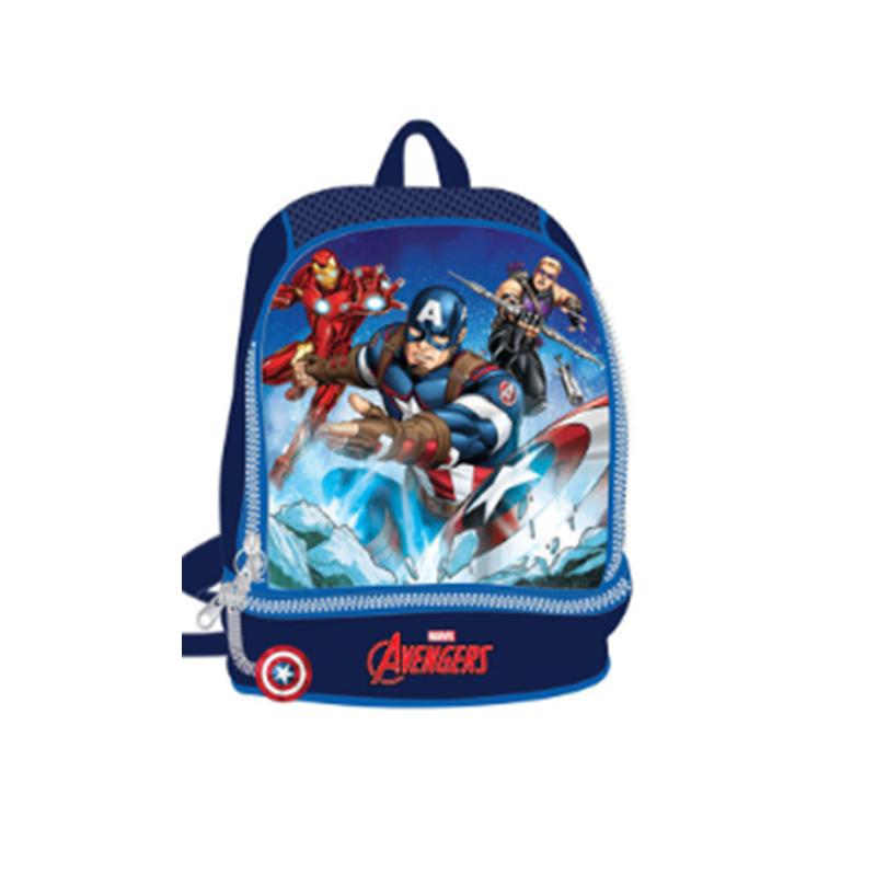 Marvel Avengers Lunch Bag - Blue Colour