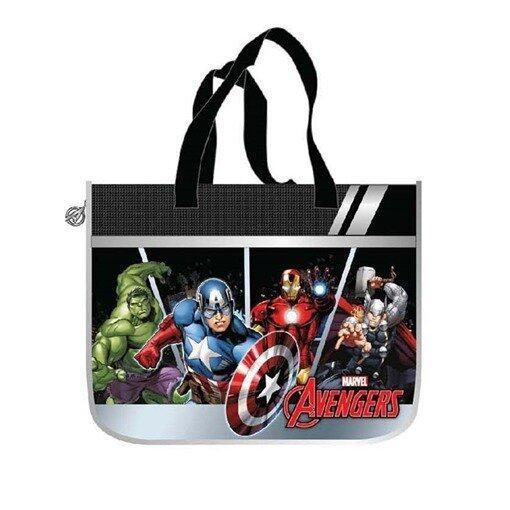 Marvel Avengers Tuition Bag - Black Colour