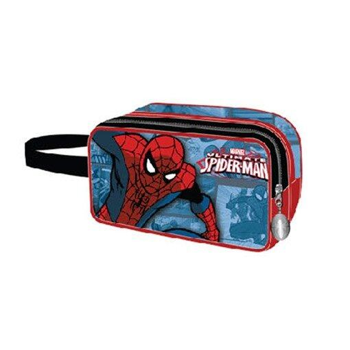 Marvel Spiderman Pencil Bag - Blue Colour