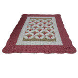 Maylee Ct Classic Cotton Carpet - Red