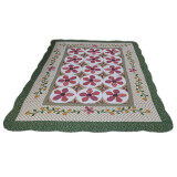 Maylee Ct Orkid Cotton Carpet - Green
