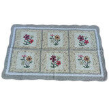 Maylee M Lovely Flower Mat - Multicolor