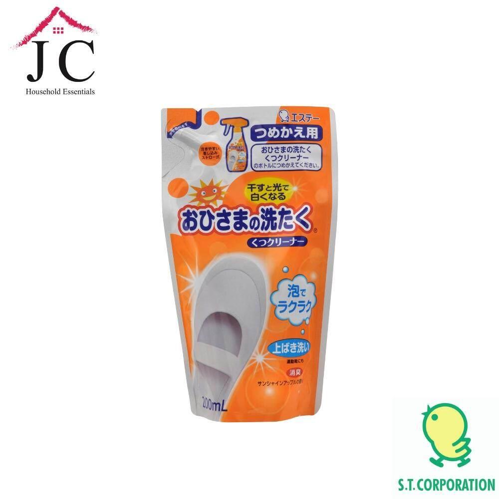 Japan ST Corporation Sunshine Power Shoe Cleaner Refill x1