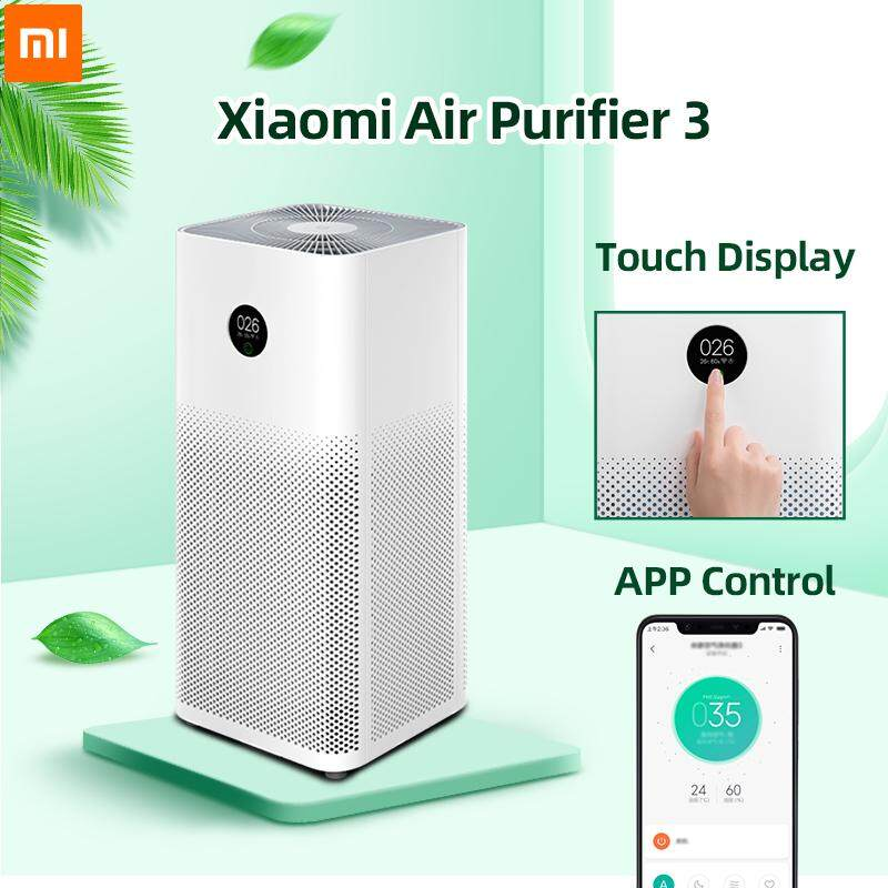 นครศรีธรรมราช Xiaomi Mi Air Purifier 3 / Air Purifier 2S sterilizer addition to Formaldehyde cleaning Intelligent Household Hepa Filter Smart APP WIFI RC