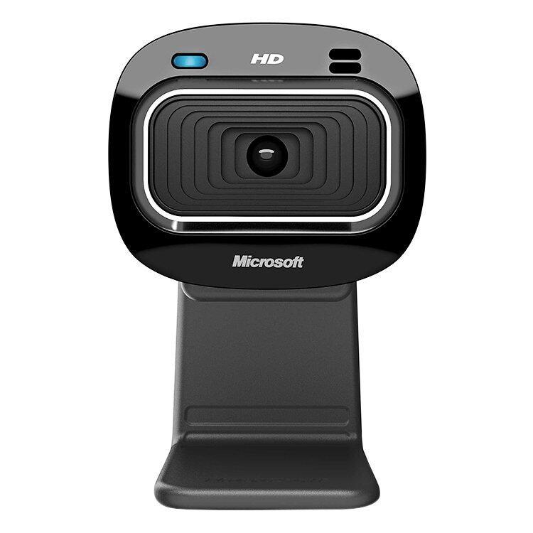 Microsoft L2 LifeCam HD-3000 (Black)