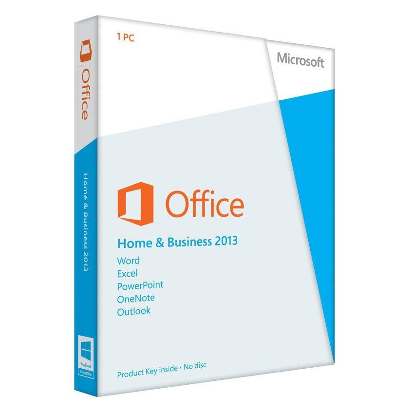 Microsoft Office 2013 Home & Business For 1 User