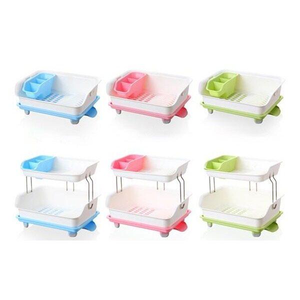 multipurpose dish rack (Random Color)