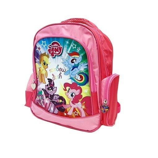 """My Little Pony Backpack 12"""" - Pink Colour"""