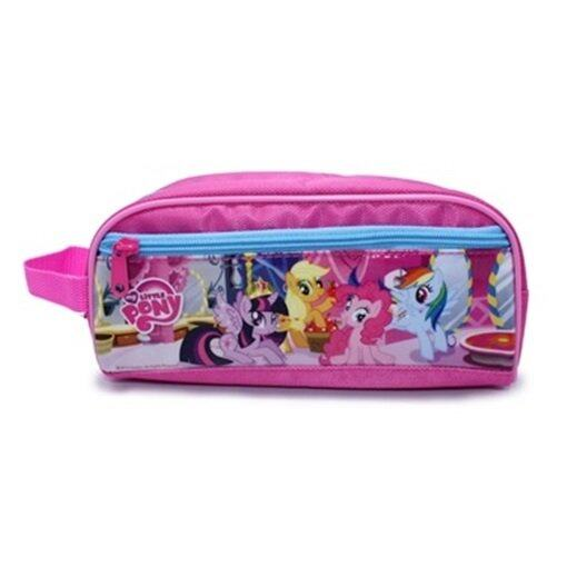 My Little Pony Oval Pencil Bag - Pink Colour