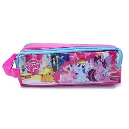 My Little Pony Square Pencil Pouch - Pink Colour