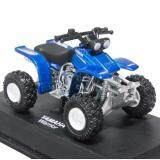 NewRay 1:32 Die-cast Yamaha Warrior Sport ATV Blue Color Model Collection Christmas New Gift