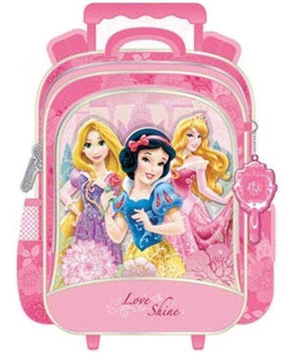 Original Disney Princess Pre School Trolley Bag