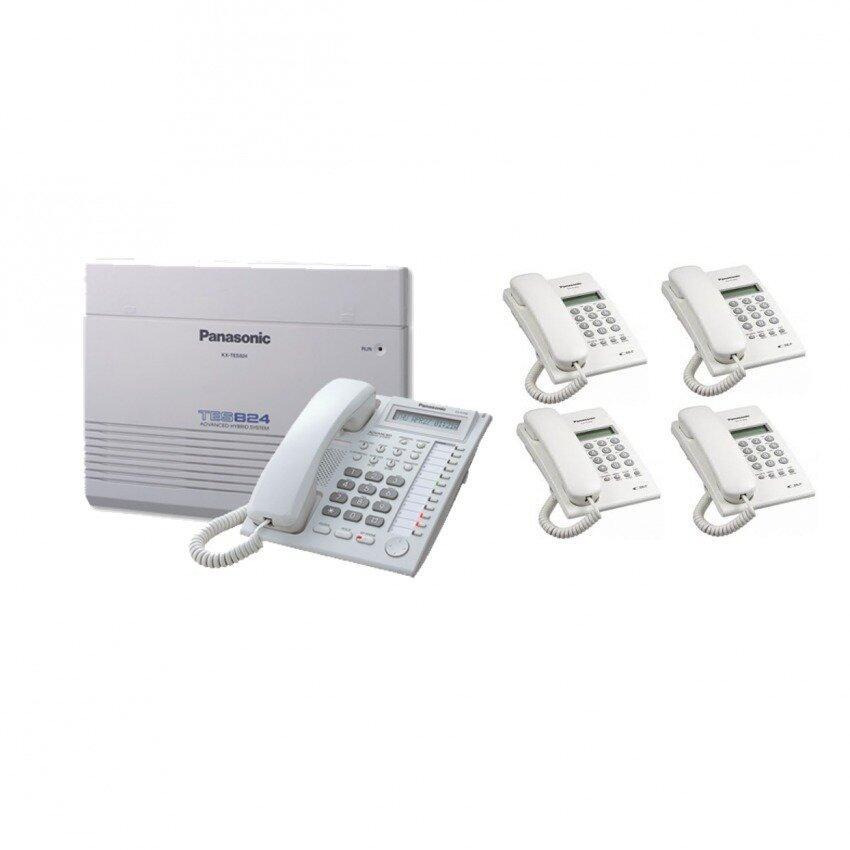 Panasonic KX-TES 824ML Hydrid Keyphone Phone System