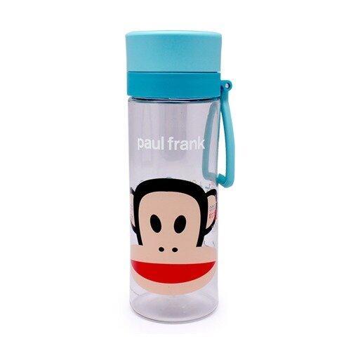 Paul Frank 550ML Water Bottle - Blue Colour
