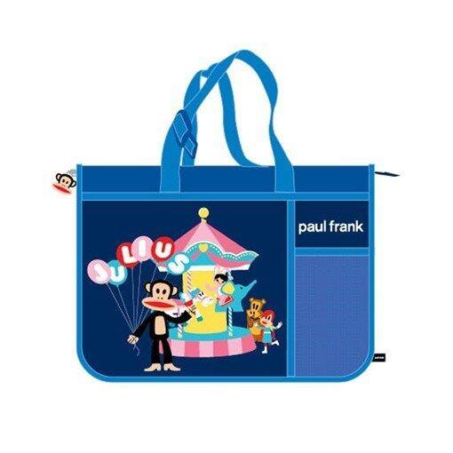 Paul Frank Tuition Bag - Blue Colour