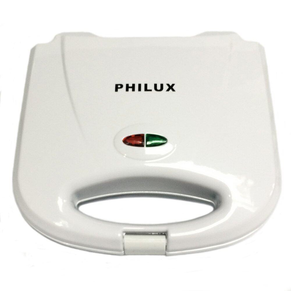 Philux PL-811 2 Slices Sandwich Maker White