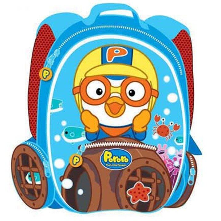 Pororo backpack 12 altavistaventures Image collections