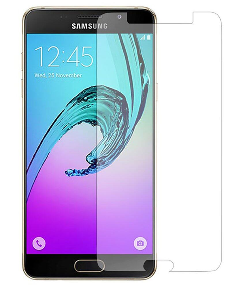 PREMIE Samsung Galaxy A7 Tempered Glass Screen Protector