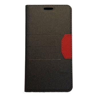 Premium Leather Case for Samsung Note 4 (Black)