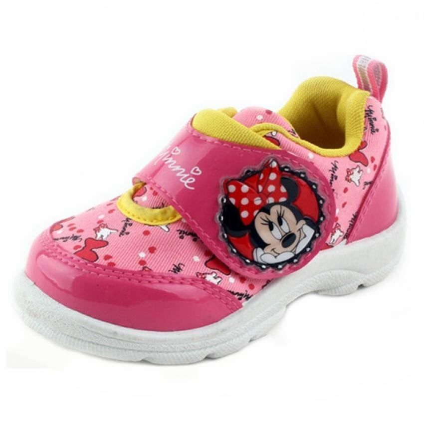Disney Minnie Sport Shoes 2yrs to 6yrs - Pink Colour
