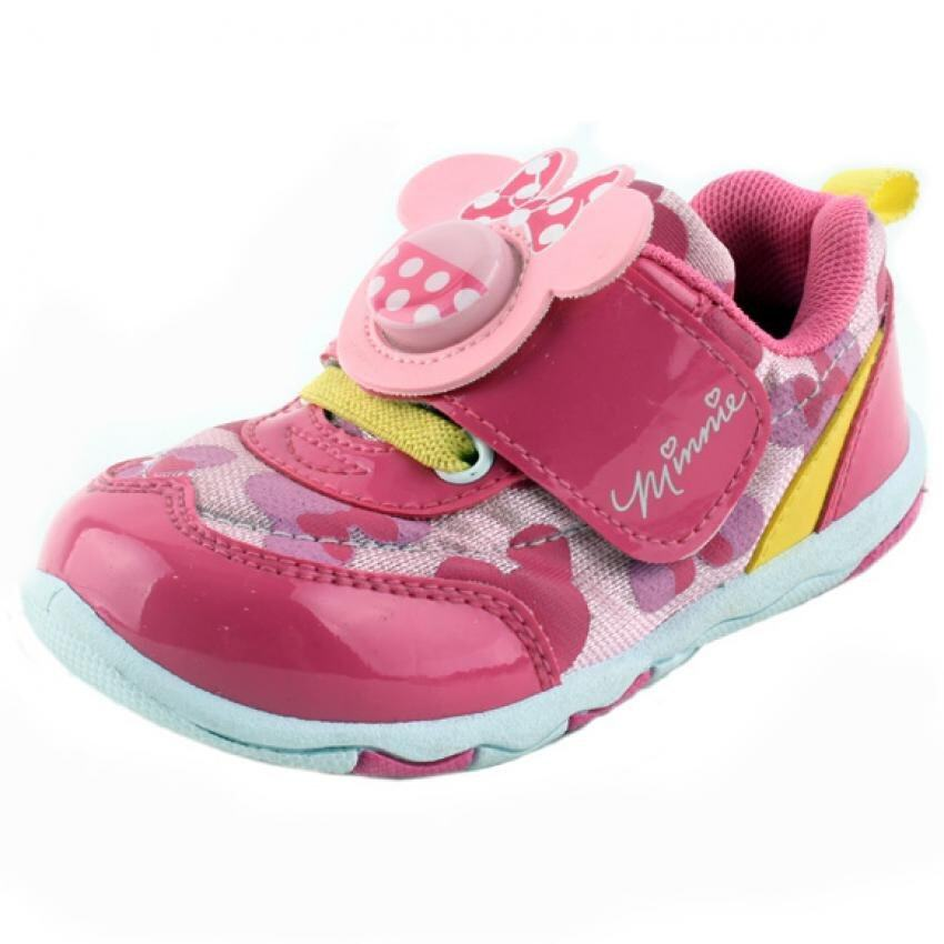 Disney Minnie Sport Shoes 5yrs to 8yrs - Pink Colour