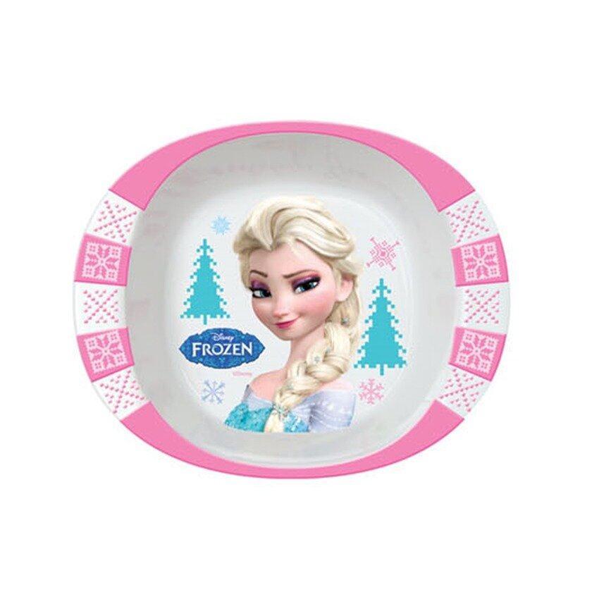 Disney Princess Frozen 6 Inches Handle Bowl - Pink Colour