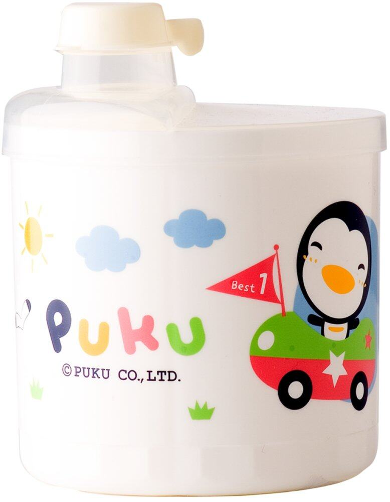 PUKU Extra Large Milk Powder Dispenser Container 180 ml
