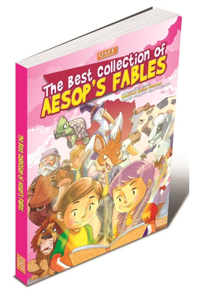 Qaff Publication The Best Collection of Aesop's Fables