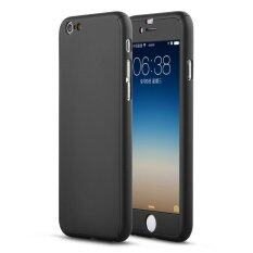 MYR 16. Roybens 360 Degree Full Body Protect Hard Slim Case Cover with Tempered Glass for iPhone ...
