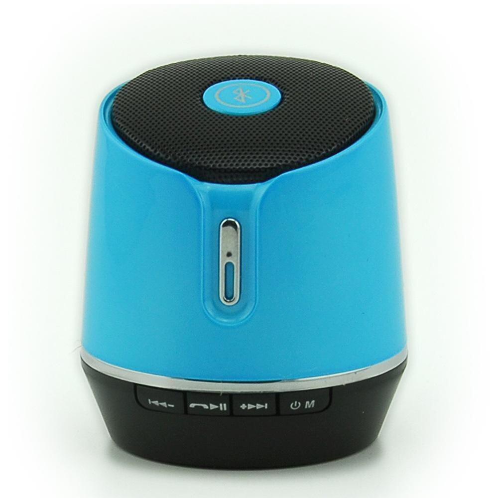 S05B Bluetooth Mini Speaker With Micro SD Slot (Yellow)
