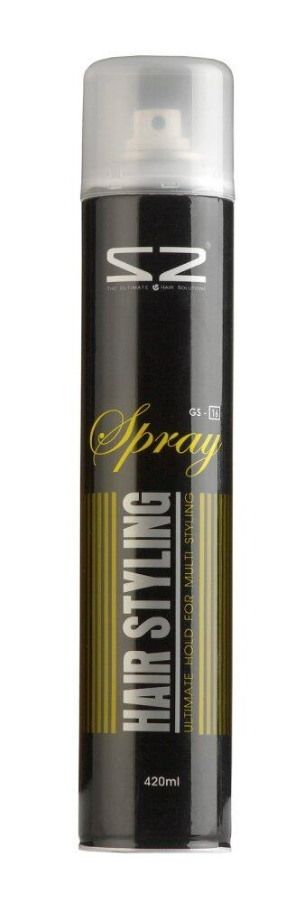 S2 GS16 Hair Styling Spray 420ml