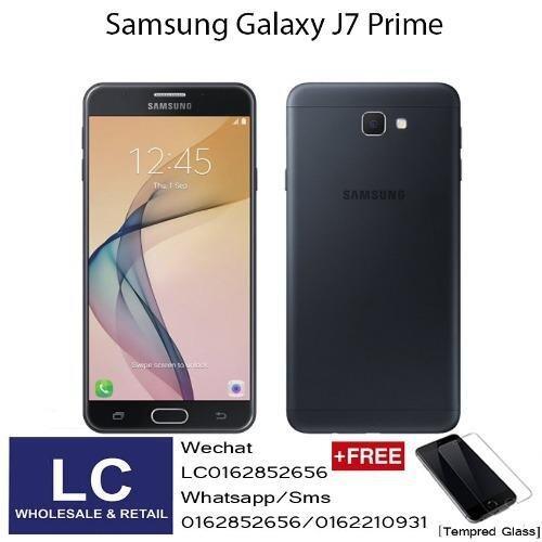 Samsung Galaxy J7 Prime 3GB+32GB Malaysia Original Set