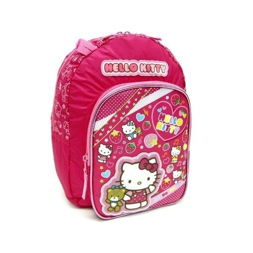 Sanrio Hello Kitty Small Backpack 10 Inches - Pink Colour