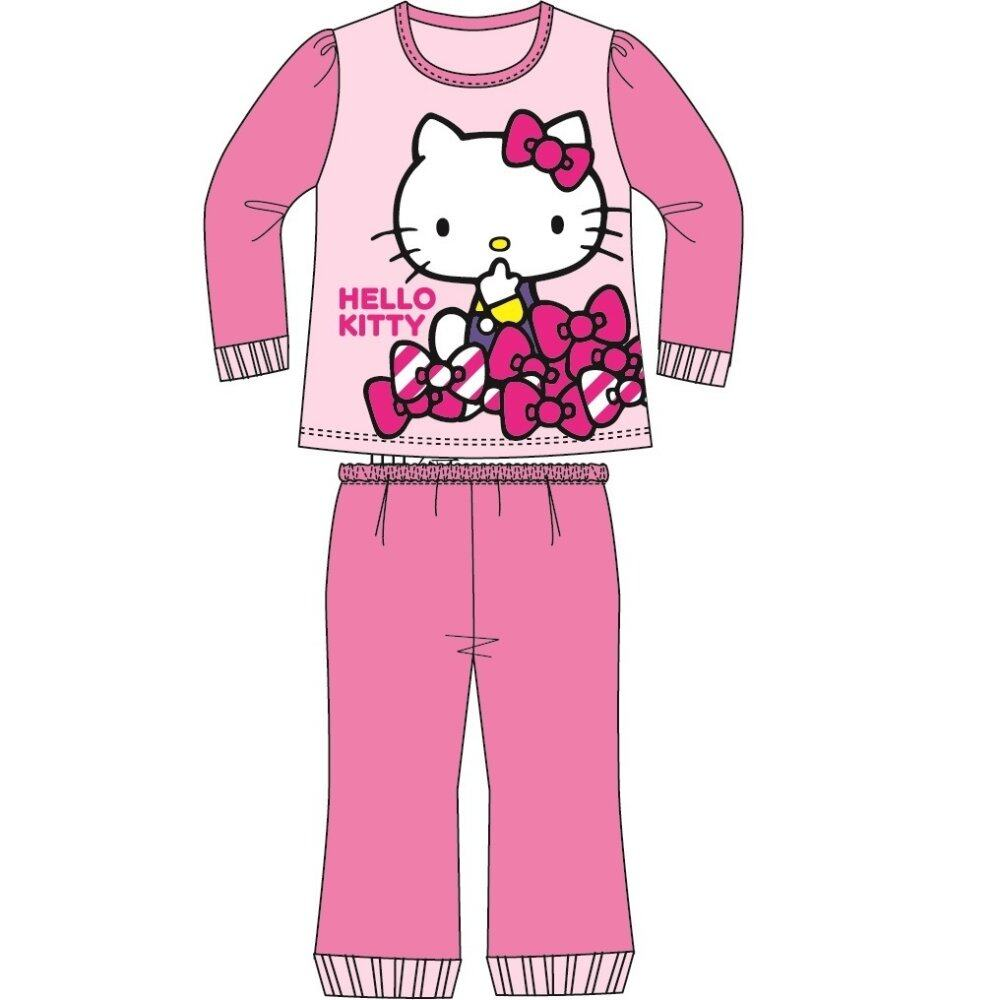 Sanrio Hello Kitty Homewear 100% Cotton 4yrs to 12yrs - Pink Colour