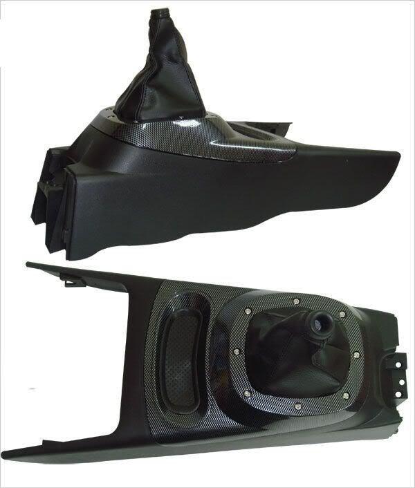 SATRIA GTI Gear Knob Carbon Fiber Console Box for Wira/Satira/Putra