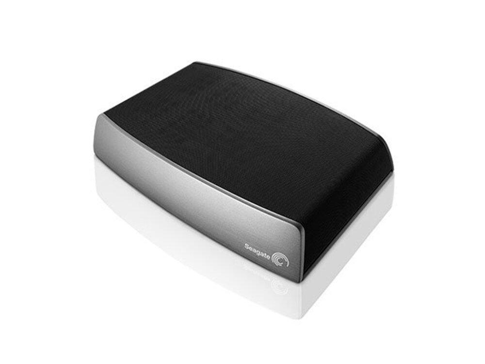 """Seagate Central Share Storage 2TB 3.5"""" External HardDisk Black"""