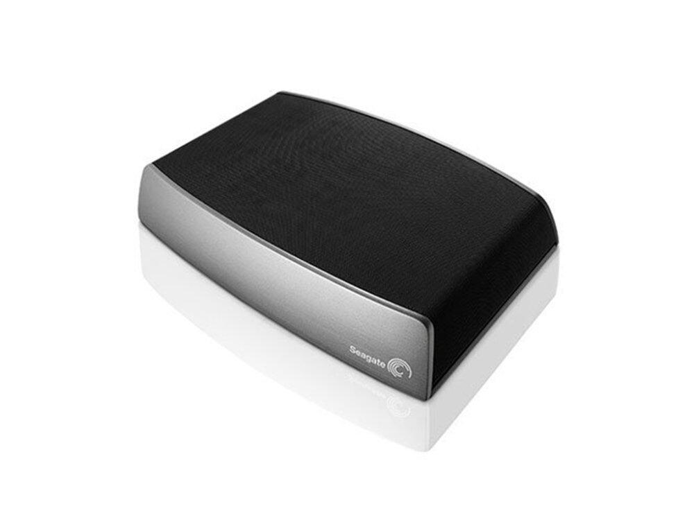 """Seagate Central Share Storage 4TB 3.5"""" External HardDisk Black"""