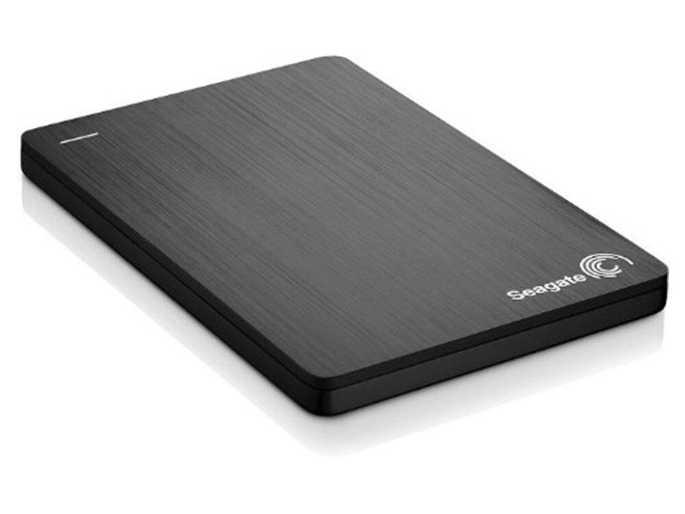 Seagate Slim 500GB Portable External Hard Drive (Black)