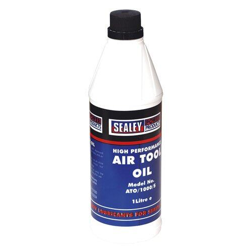 Sealey Air Tool Oil 1ltr
